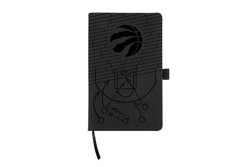 Toronto Raptors Engraved Notepad