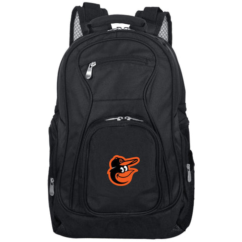 Baltimore Orioles Backpack Laptop-BLACK