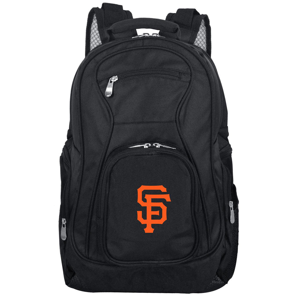 San Francisco Giants Backpack Laptop-BLACK