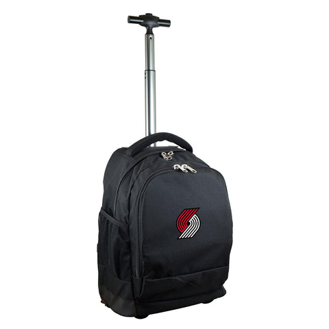 Portland Trailblazers Wheeled Premium Backpack