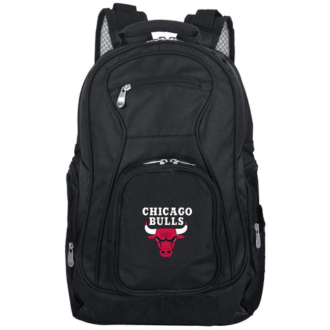 Chicago Bulls Backpack Laptop-BLACK