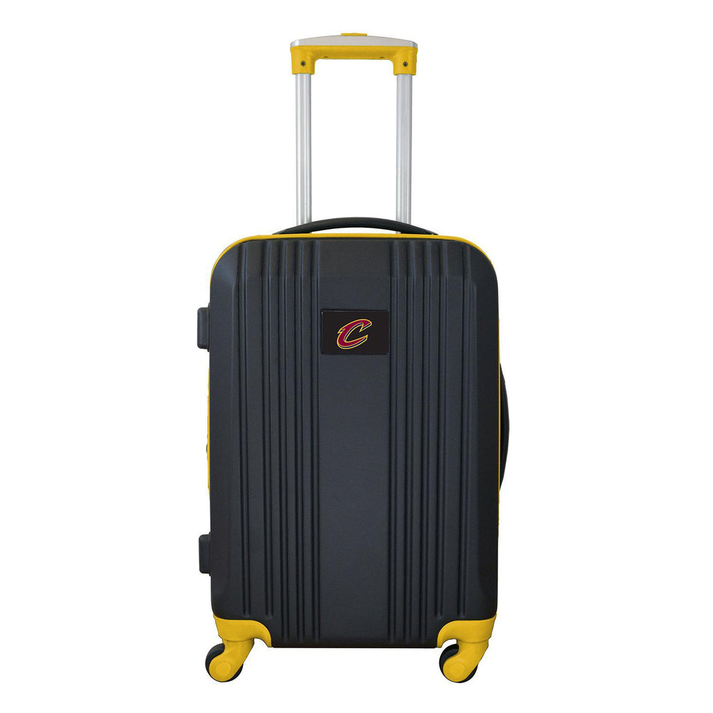Cleveland Cavaliers Luggage Carry-on 21in Hardcase two-tone Spinner 100% ABS-YELLOW