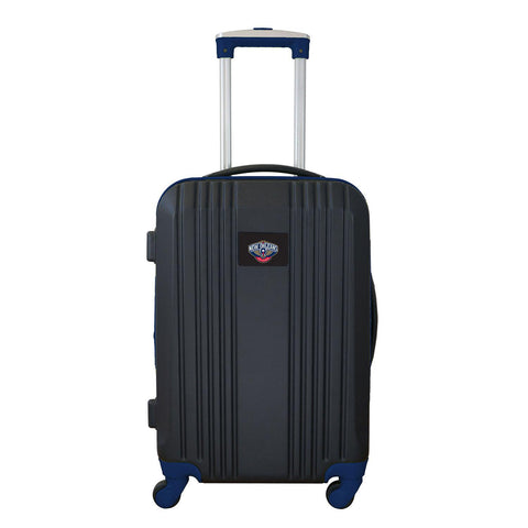 New Orleans Pelicans Luggage Carry-on 21in Hardcase two-tone Spinner 100% ABS-NAVY