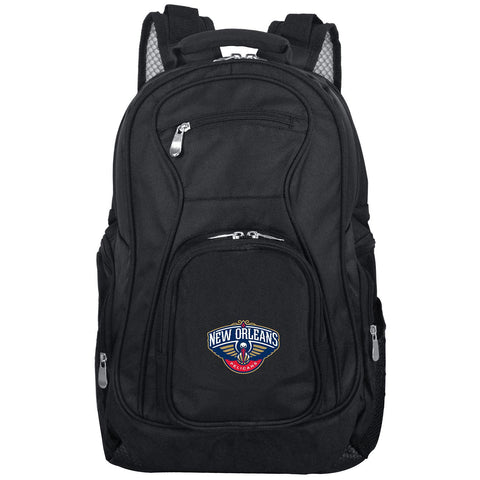 New Orleans Pelicans Backpack Laptop-BLACK