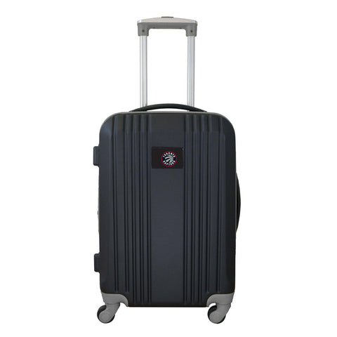 Toronto Raptors Luggage Carry-on 21in Hardcase two-tone Spinner 100% ABS-GRAY