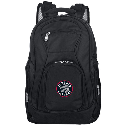 Toronto Raptors Backpack Laptop-BLACK