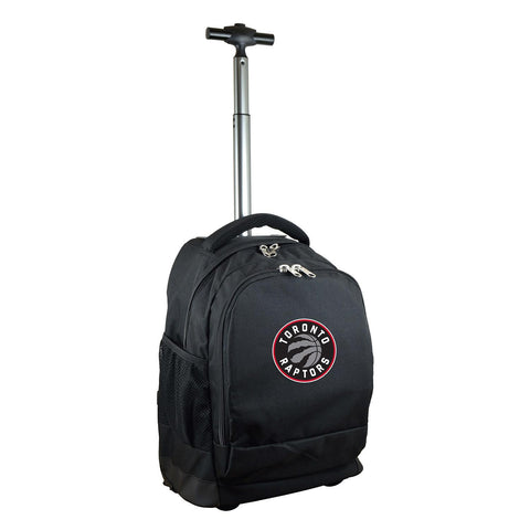 Toronto Raptors Wheeled Premium Backpack