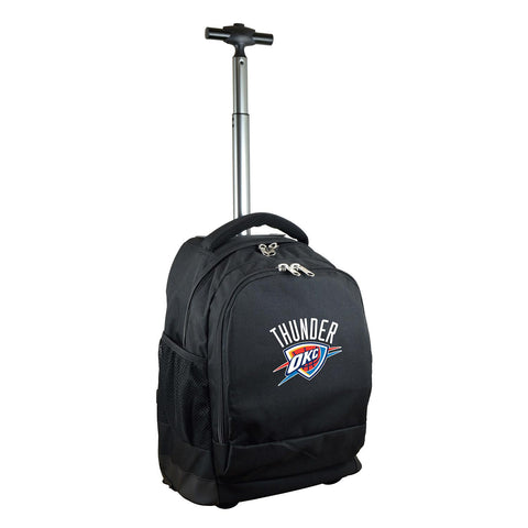 OKC Thunder Wheeled Premium Backpack