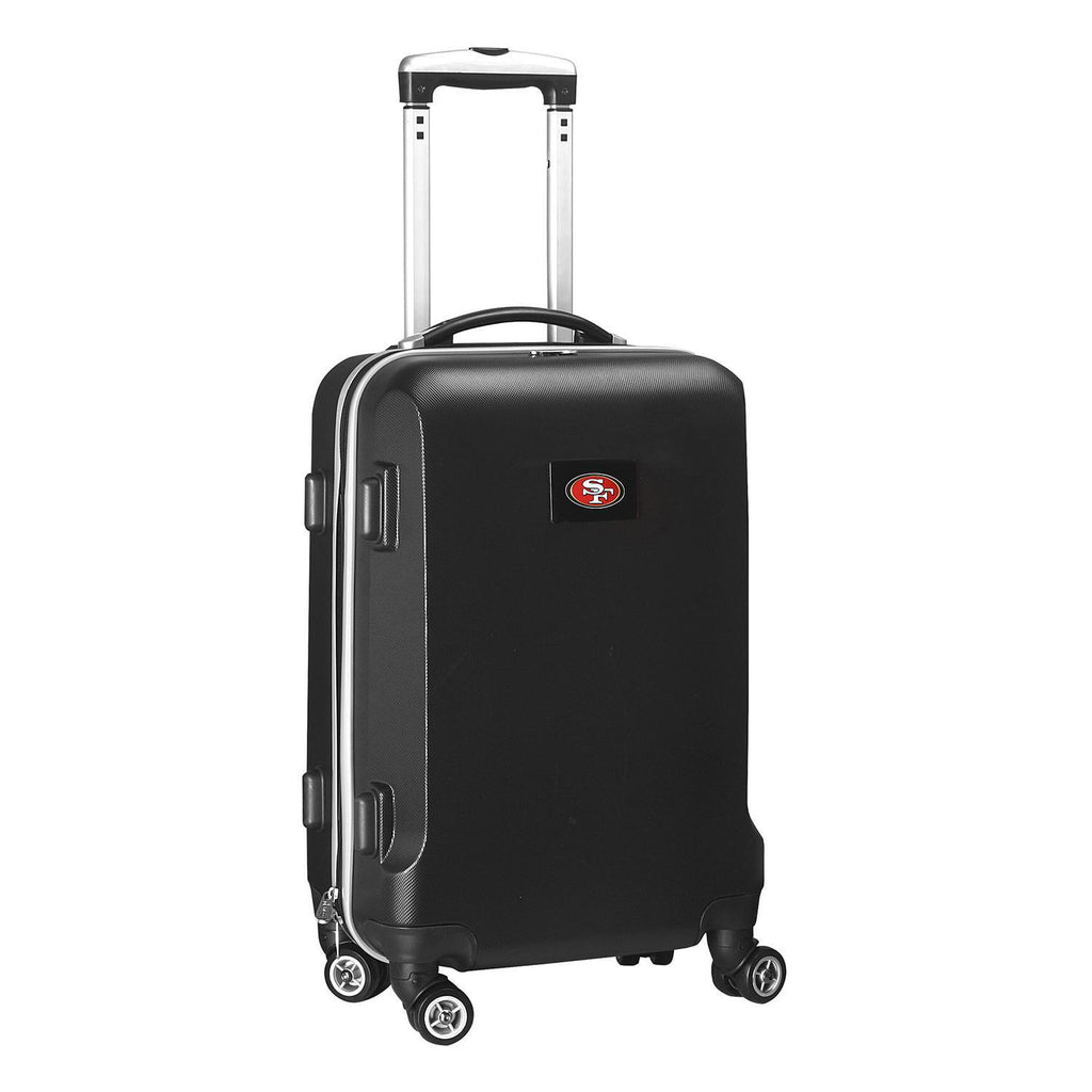 San Francisco 49ers Luggage Carry-On  21in Hardcase Spinner 100% ABS