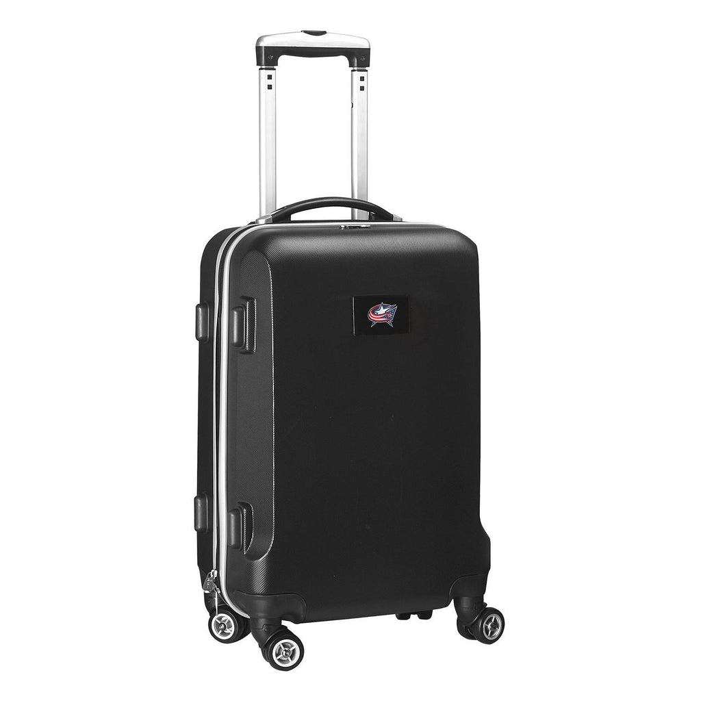 Columbus Blue Jackets Luggage Carry-On  21in Hardcase Spinner 100% ABS