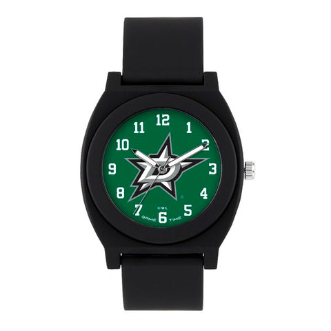 Dallas Stars Analog Fan Black Unisex Watch