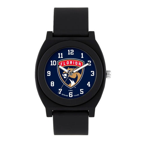 Florida Panthers Analog Fan Black Unisex Watch