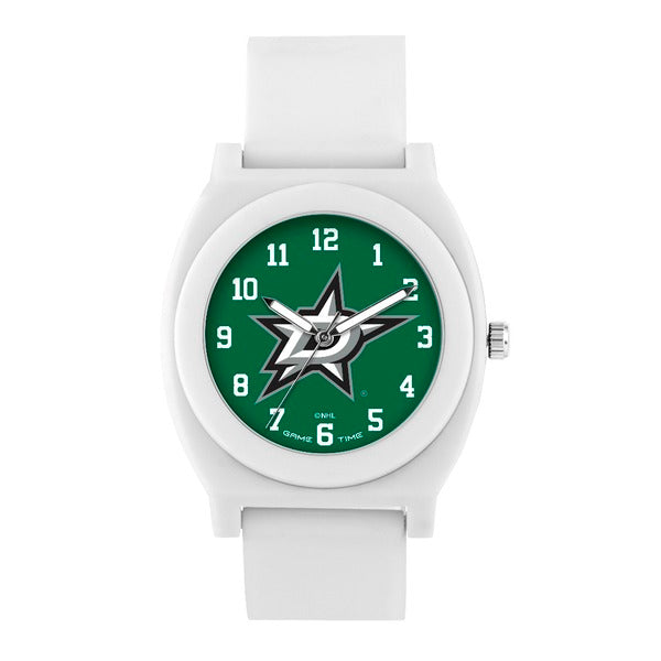 Dallas Stars Fan White Series Watch
