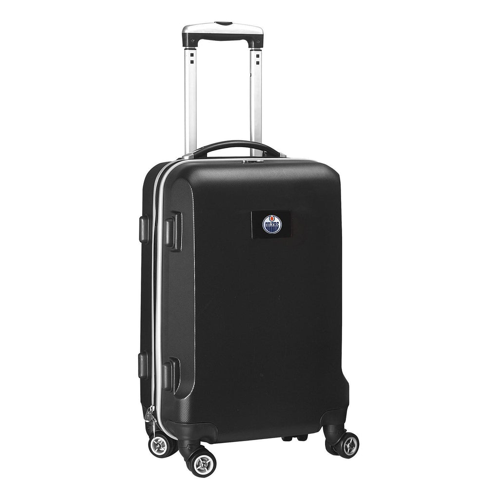 Edmonton Oilers Luggage Carry-On  21in Hardcase Spinner 100% ABS