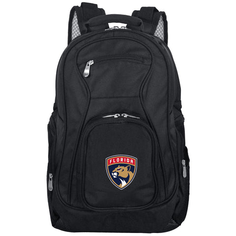 Florida Panthers Backpack Laptop-BLACK