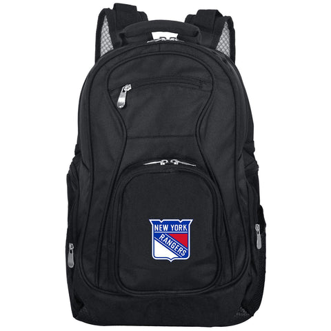 New York Rangers Backpack Laptop-BLACK