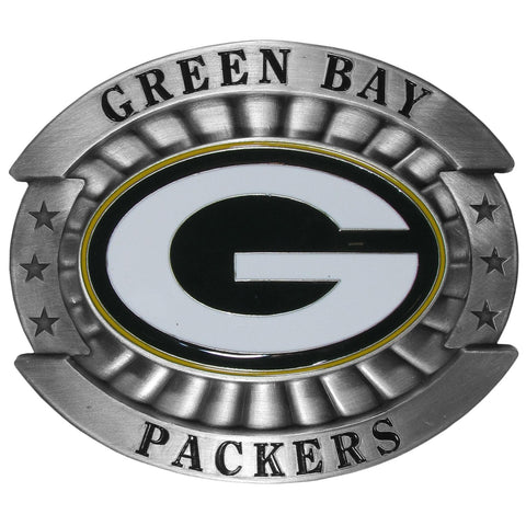 Green Bay Packers   Oversized Belt Buckle