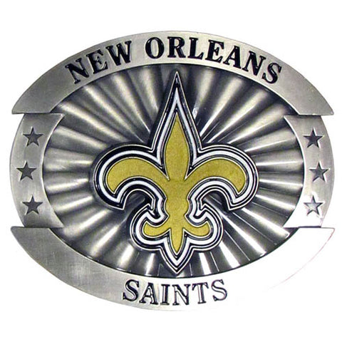 New Orleans Saints   Oversized Belt Buckle