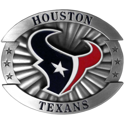 Houston Texans   Oversized Belt Buckle