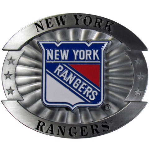 New York Rangers   Oversized Belt Buckle