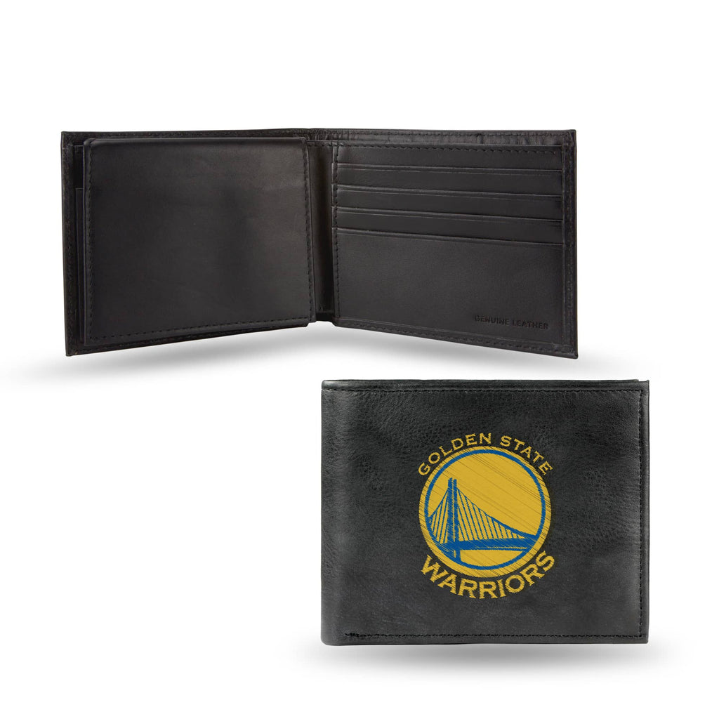 Golden State Warriors Billfold - Embroidered
