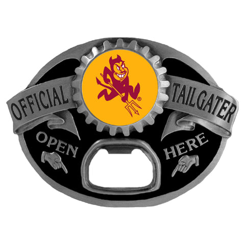 Arizona St. Sun Devils Belt Buckle - Tailgater