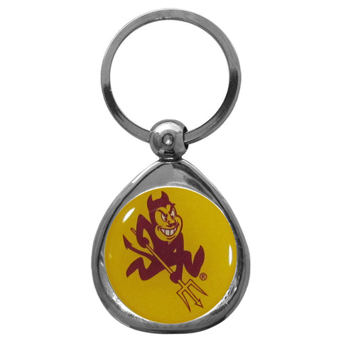 Arizona St. Sun Devils Chrome Key Chain
