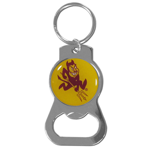 Arizona St. Sun Devils Bottle Opener Key Chain