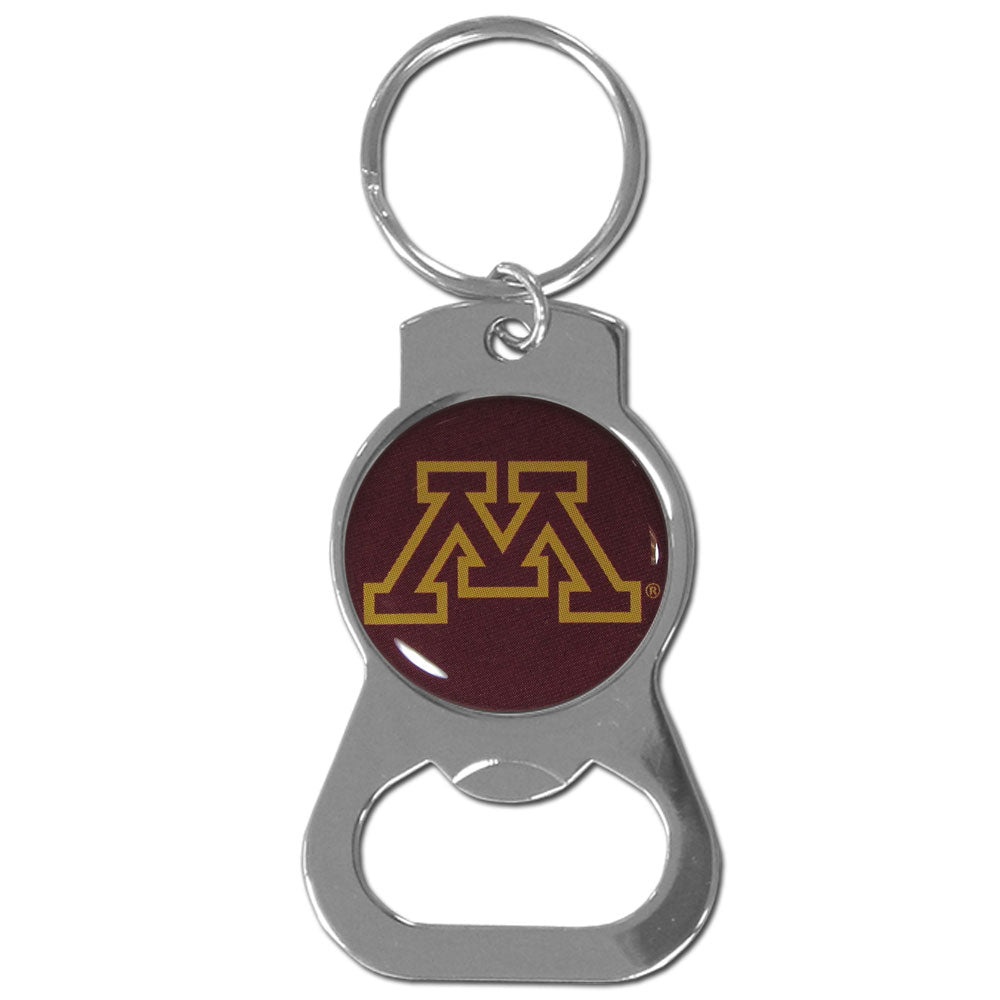 Minnesota Golden Gophers Bottle Opener Key Chain