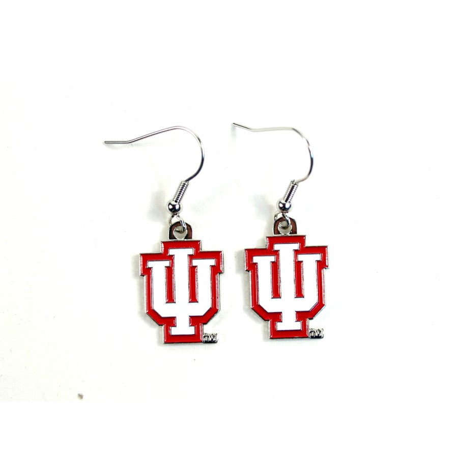 Indiana Hoosiers Dangle Earrings - The SOPHIE Style