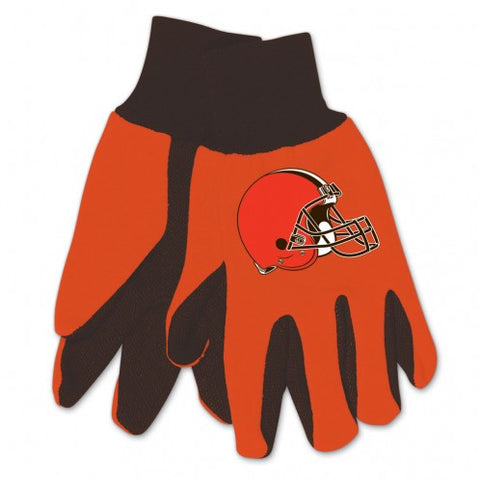 Cleveland Browns - Adult Two-Tone Sport Utility Gloves