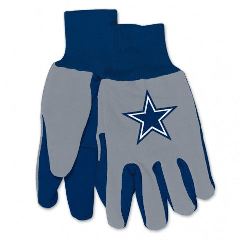 Dallas Cowboys - Adult Two-Tone Sport Utility Gloves