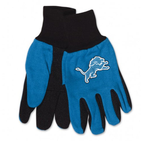 Detroit Lions - Adult Two-Tone Sport Utility Gloves
