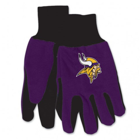 Minnesota Vikings - Adult Two-Tone Sport Utility Gloves