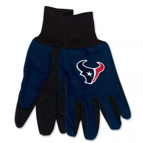Houston Texans - Adult Two-Tone Sport Utility Gloves