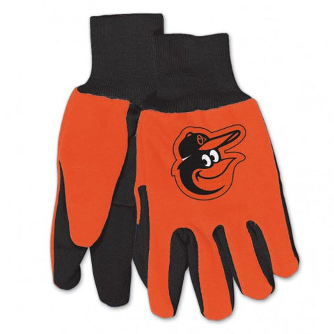 Baltimore Orioles - Adult Two-Tone Sport Utility Gloves