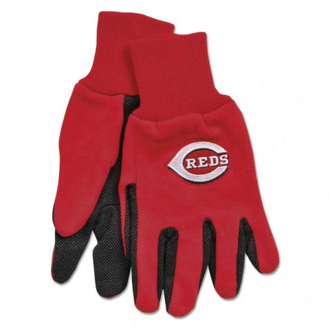 Cincinnati Reds - Adult Two-Tone Sport Utility Gloves