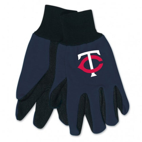 Minnesota Twins - Adult Two-Tone Sport Utility Gloves