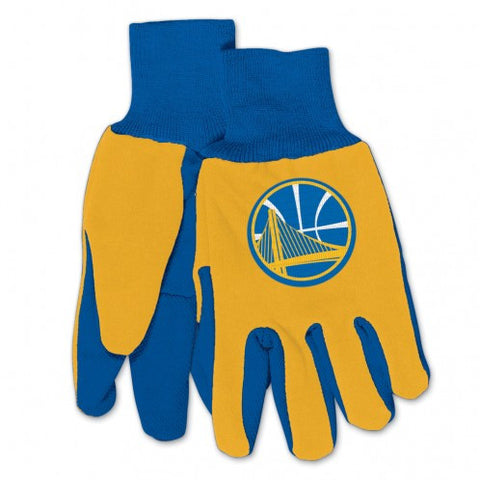 Golden State Warriors - Adult Two-Tone Sport Utility Gloves