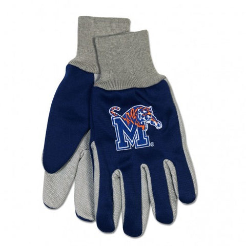 Memphis Tigers - Adult Two-Tone Sport Utility Gloves