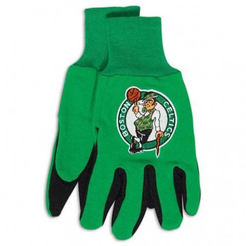 Boston Celtics - Adult Two-Tone Sport Utility Gloves