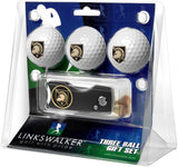 Army Black Knights Spring Action Divot Tool 3 Ball Gift Pack