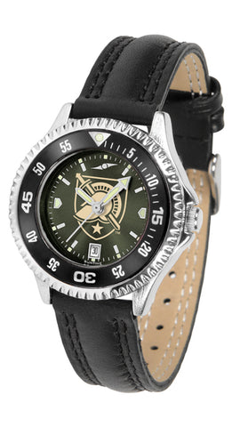 Army Black Knights - Competitor Ladies' AnoChrome  -  Color Bezel Watch