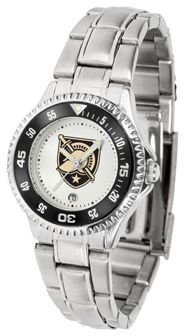 Army Black Knights - Competitor Ladies Steel Watch
