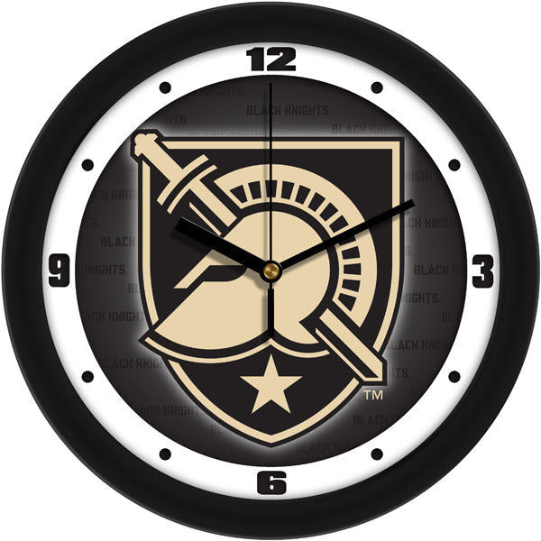 Army Black Knights - Dimension Wall Clock