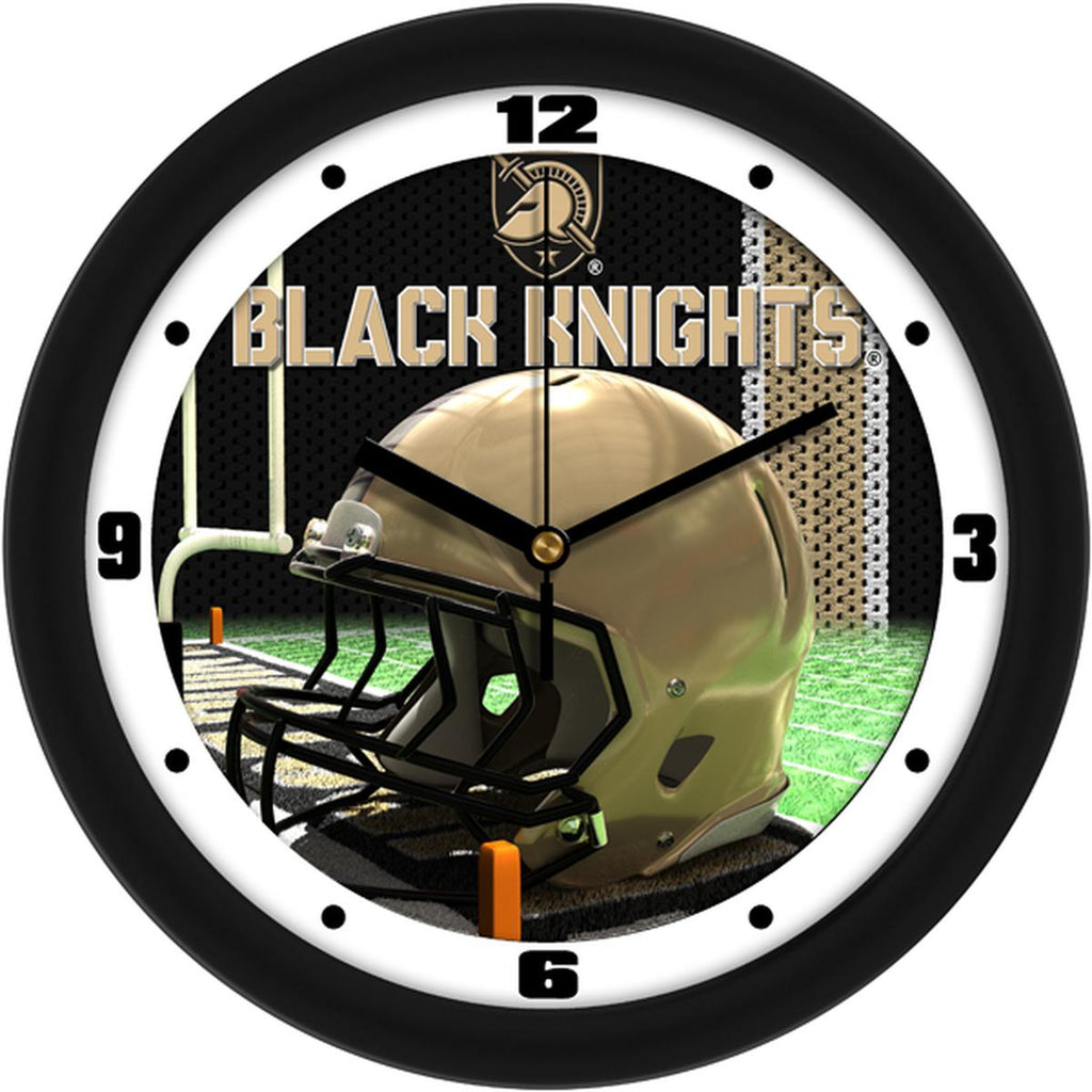 Army Black Knights - Football Helmet Wall Clock