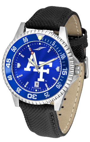 Air Force Falcons-Competitor AnoChrome - Color Bezel Watch