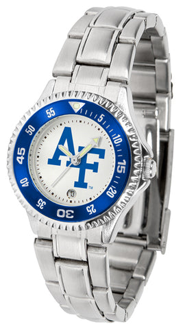 Air Force Falcons-Competitor Ladies Steel Watch