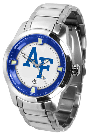 Air Force Falcons - Titan Steel Watch