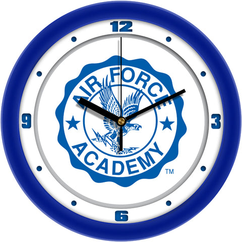 Air Force Falcons - Traditional Wall Clock